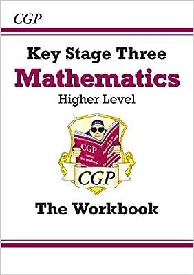 KS3 Maths Workbook - Higher (CGP KS3 Maths) from Coordination Group Publications Ltd (CGP)