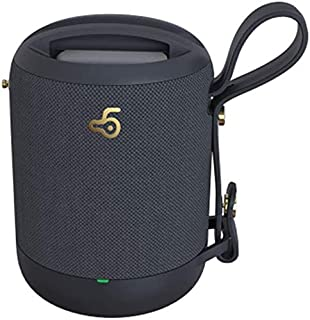 KJRJLY Wireless Bluetooth Speaker Phone Stand Subwoofer Car Outdoor Creative Waterproof Carry Card Audio