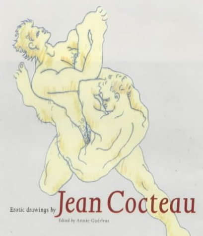 Erotic Drawings by Jean Cocteau (Evergreen)