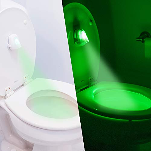 Potty Training Seat Target for Kids, Baby Boys, Toddlers, Parents   Safe Fun Motion Activated Night Light   Taddler Tech   Battery Powered Target for Kids   Builds Confidence, Independence, Habits