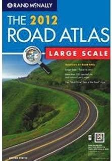 Rand McNally Large Scale 2012 Road Atlas (Rand McNally Large Scale Road Atlas U. S. A.)