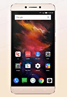 LeEco Le S3 4G LTE UNLOCKED GSM Smartphone - USA Version -Qualcomm Snapdragon 652 CPU 32gb 3gb GOLD - 5.5