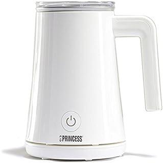 PRINCESS プリンセス Milk Frother Pro/ミルクフローサー プロ(ミルクフォーマー)/ホワイト 250ml 243002