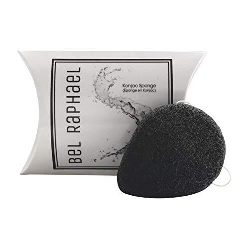 BEL RAPHAEL -Konjac Éponge exfoliante et nettoyante Konjac Sponge
