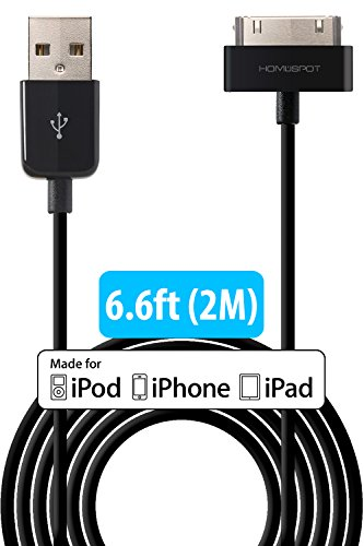mfi certified 30 pin cable 6 ft - 7
