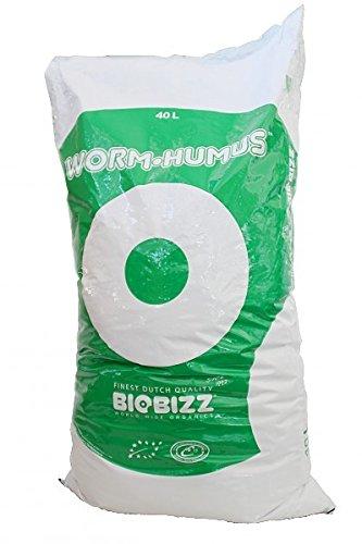Humus de Lombriz Biobizz 40L