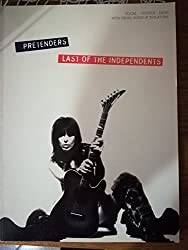 Pretenders: Last of the Independents - Vocal-Guitar-Bass with Chord Boxes