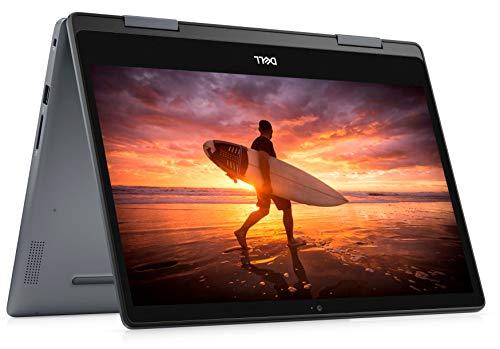 Dell Inspiron 14 5000 2-in-1 14 Inch FHD Touchscreen Convertible Laptop - Grey (Intel Core i7-8565U, 16 GB RAM, 512 GB SSD, Windows 10)