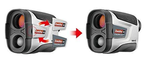 Caddytek Golf Laser Rangefinder with Slope Compensate Distance, CaddyView V2+Slope by CaddyTek