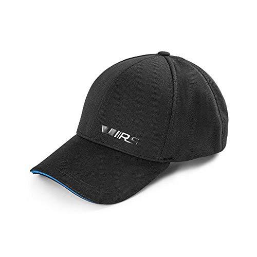 Skoda 5E0084300 Baseballcap RS Cap Mütze Baseballkappe schwarz