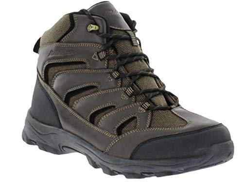 BY EDDIE BAUER Men's Hiking Boot Model: Fairmont Color: Brown, Assorted Size New (10)