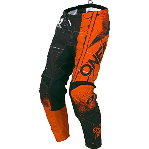 O'NEAL Element Shred Youth Kinder MX DH MTB Pant Hose lang orange 2019 Oneal: Größe: 22 (98-116)