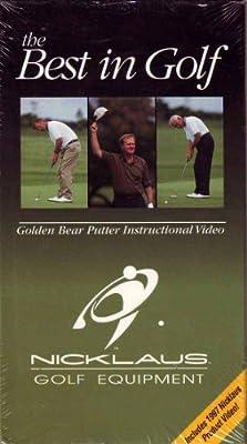 The Best in Golf: Golden Bear Putter Instructional Video