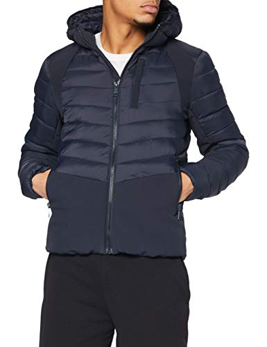 Redskins Herren Olympic Himalaya Jacke, Blau (Darth Navy Blue Dana), XL