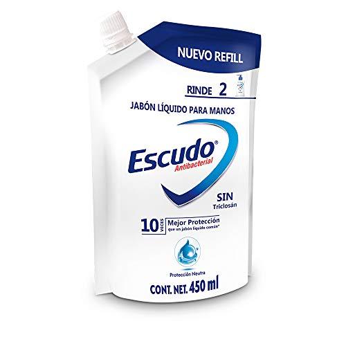 galon de jabon liquido para ropa fabricante Escudo