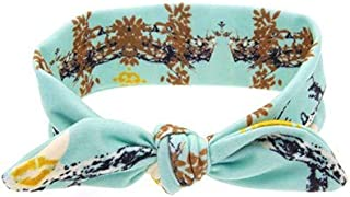 LIFANG Hair Band Newborn Toddler Hair Band and Bowknot Children's Hair Accessories (Color : 34)