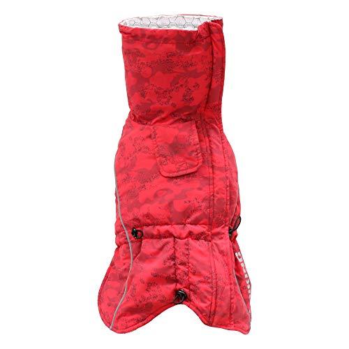 Croci Hiking Hundemantel, wasserdicht, für Hunde, gefüttert, Wintermantel, wärmeregulierend, Annapurna, Größe 35 cm - 194 g