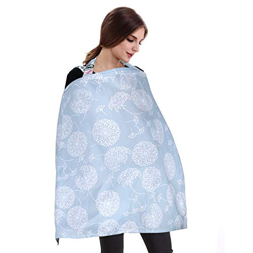 Bralarry Nursing Cover for Breast Feeding Infant Wrap