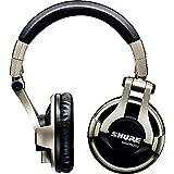 Shure SRH750DJ Supraaural Auricular - Auriculares (Supraaural, Alámbrico, 5-30000 Hz, 106 dB, 32 Ω, 3 m)