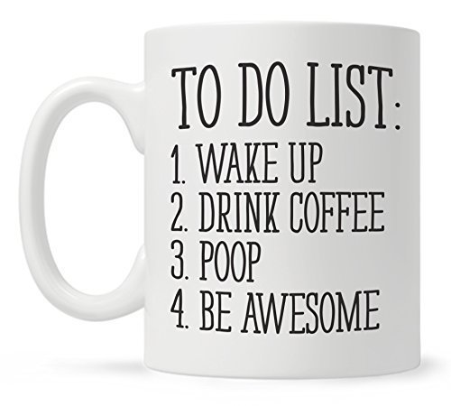 A Funny Coffee Mug