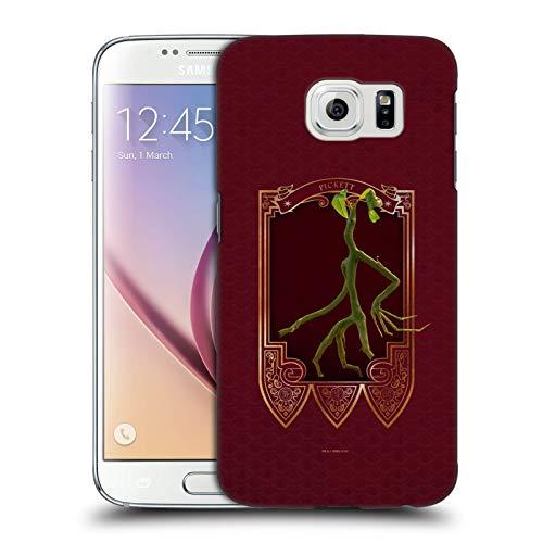 Head Case Designs Offizielle Fantastic Beasts and Where to Find Them Pickett Tiere Harte Rueckseiten Handyhülle Hülle Huelle kompatibel mit Samsung Galaxy S6