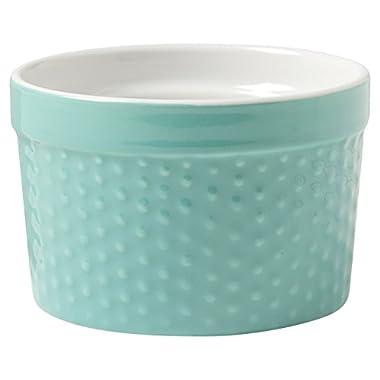 Now Designs Dot Ramekins, Surf Blue, Set of 4