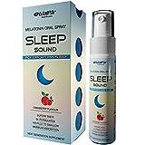 WALPAR Sound Sleep Melatonin Oral Spray for effortless sleep Cranberry Flavour 30 ml