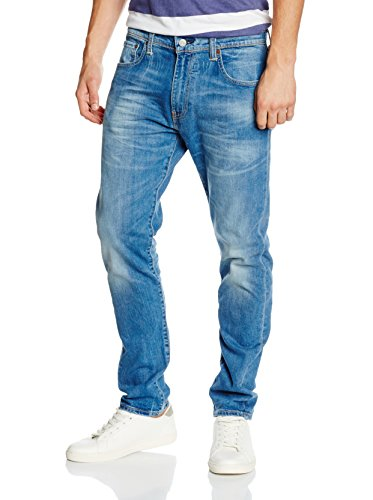 Levi's Jeans 501 Customized & Tapered Blu Medio W27L32