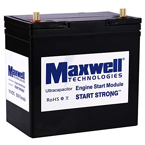 Maxwell Durablue 16V 500Farad Super...