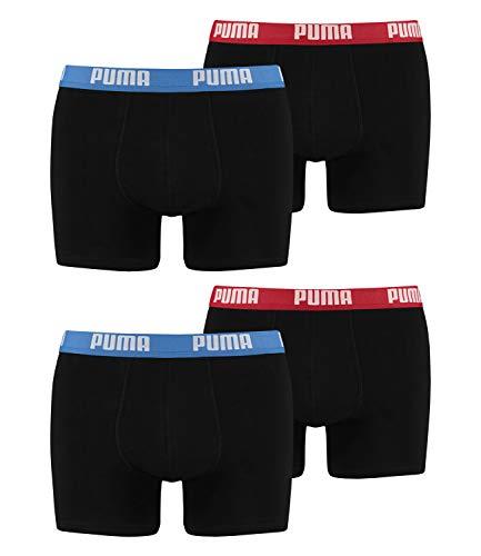 Confezione da Pezzi PUMA Uomo Striped 1515/Boxer Boxer da Uomo