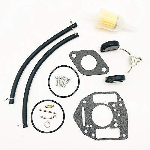 Kit De Reconstrucción De Reparación De Carburador para ONAN 146-0657 P216G P218G P220G P224G (J)