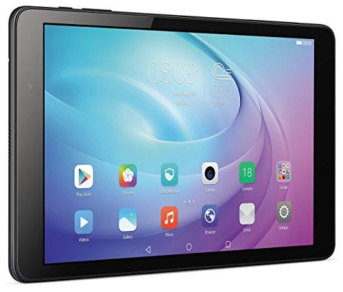 Huawei MediaPad T2 10.0 Pro LTE 25,7 cm (10,1 Zoll) IPS Tablet PC (Qualcomm Snapdragon 615, 2GB RAM, 16GB HDD, Adreno 405 (IGP), 4G LTE, Android 5.1 + EMUI 3.1) schwarz