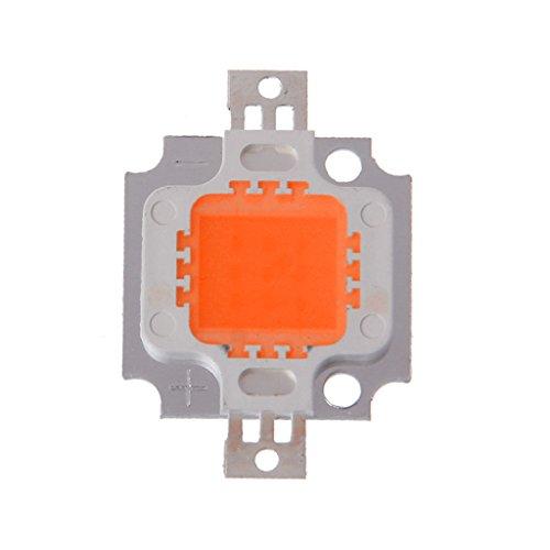 WiffeFull Spectrum High Power LED Chip Grow Light 10W Siehe Bild