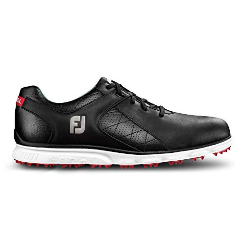 FootJoy Men's Pro/SL-Previous Season Style Golf Shoes Black 9 M US