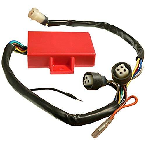 DB Electrical IYA6025 New Cdi Module for Yamaha Atv Warrior 350 Yfm350 Xa-G 1990 1991 1992 1993 1994 1995 90 91 92 93 94 95 Monocurve 49-5294 3GD-85540-20-00