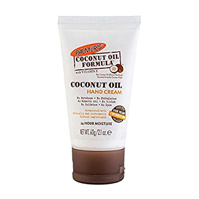 Palmer's Coconut Oil Formula Hand Cream 60g. from Palmers