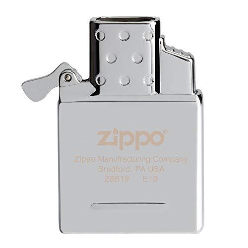 ZIPPO(ジッポー) ガスライター インサイドユニット ダブルトーチ ガスなし 65840 シルバー