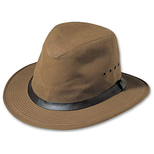 Filson Tin Packer Hat Tan XL