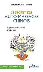 Le secret des auto-massages chinois de Sandra Stettler