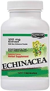Landau Kosher Echinacea 100 Mg. Extract 120 Vegetable Capsules