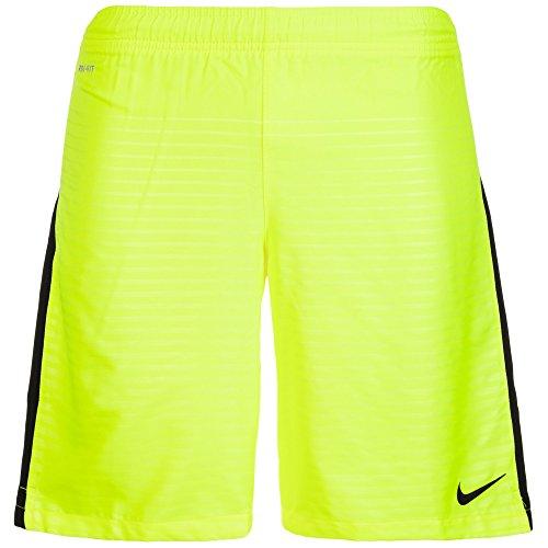 Nike Herren Shorts Max Graphic, Volt/Black, M, 645495-715