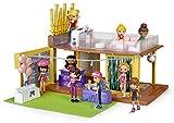 mymy CiTY Bamboo Lounge - Playset con Figura y Accesorios para niños y niñas a Partir de 3 años -...