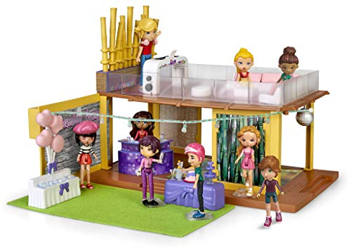 Mymy City- Lounge Bar con Figura (Famosa 700016311)