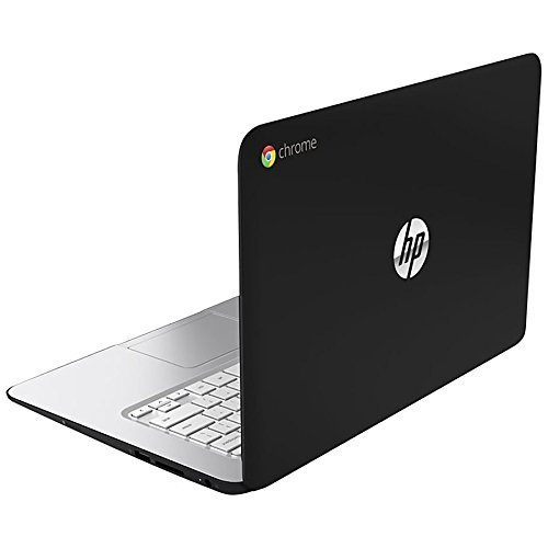 HP Chromebook 14 Intel Celeron 4GB 16GB 14.0'' Google Chromebook Laptop PC (Black)