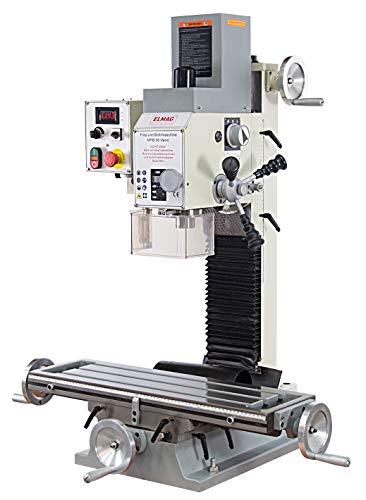 Elmag MFB 30-L Vario - Getriebe Fräs- und Bohrmaschine