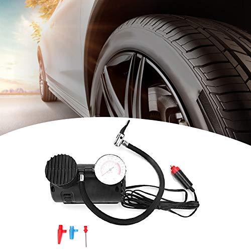 Tragbare Mini-Luftkompressorpumpe 300PSI, elektrischer Reifenfüller, leicht für Autoreifen