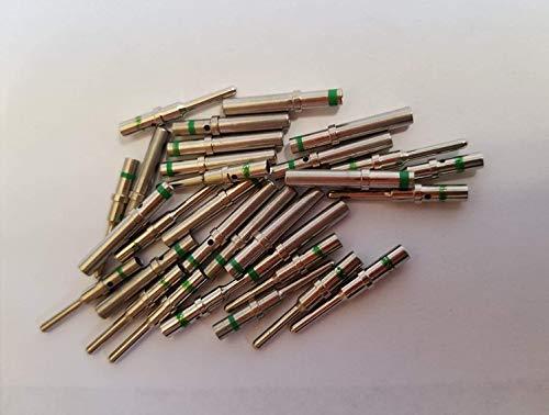 (30 Pairs) Deutsch Genuine DT 14-16AWG Solid Sockets Male & Female Pins
