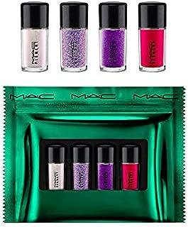 macc Mac Cosmetics Shiny Pretty Things Mini Glitter & Pigment Special Set - Pink