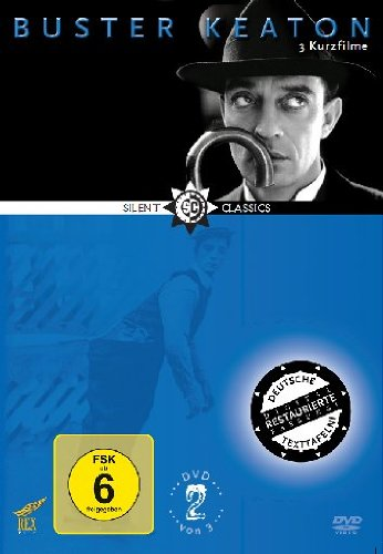 Buster Keaton: Silent Classics - Vol. 2