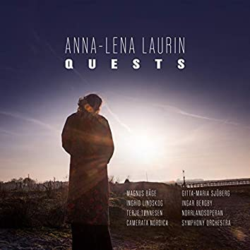 Anna-Lena Laurin: Quests